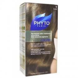 PhytoColor 7 - Sarı (Bitkisel Saç Boyası)