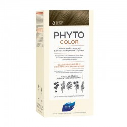 Phyto PhytoColor 8 - Sarı (Bitkisel Saç Boyası)