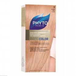 PhytoColor 9 - Çok Açık Sarı (Bitkisel Saç Boyası)