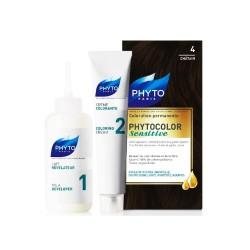 PhytoColor Sensitive 4 - Kestane (Bitkisel Saç Boyası)