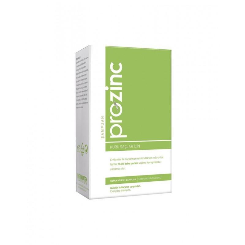 Prozinc Vitamin E Şampuan 150 ml (Kuru Saçlar İçin)