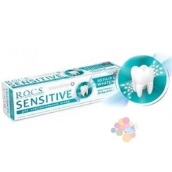 Rocs Sensitive Repair - Whitening Beyazlatıcı Diş Macunu