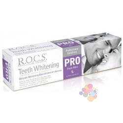 Rocs Teeth Whitening Pro Fresh Mint 100 ml