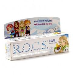 Rocs Kids 3 - 7 yaş Diş Macunu Meyve Külahı 35 ml