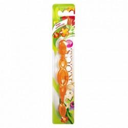 Rocs Kids Çocuklar İçin Extra Soft Diş Fırçası (3-7 Yaş Sarı )