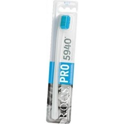 Rocs Pro 5940 Yumuşak Diş Fırçası (Mavi)
