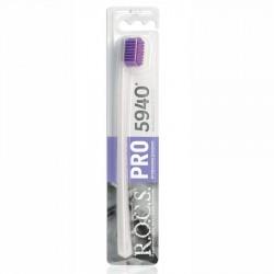 Rocs Pro 5940 Yumuşak Diş Fırçası (Mor)
