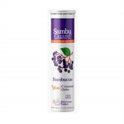 Sambuguard Kara Mürver Ekstresi 15 Efervesan Tablet