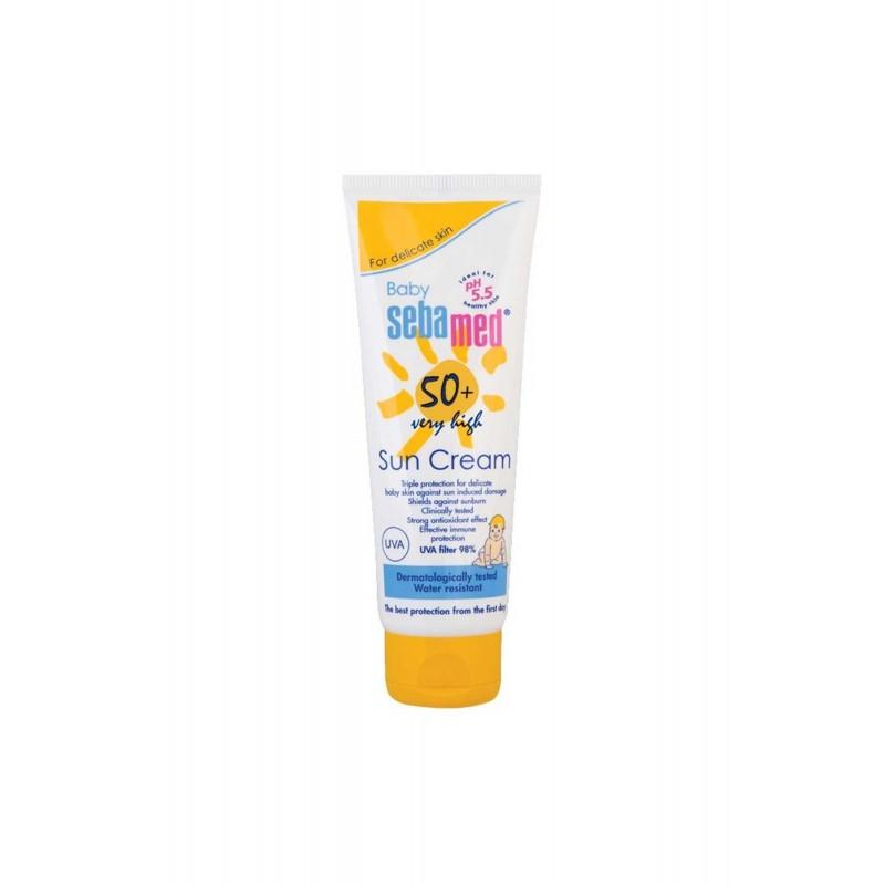 Sebamed Baby Güneş Kremi Spf50 75 ml