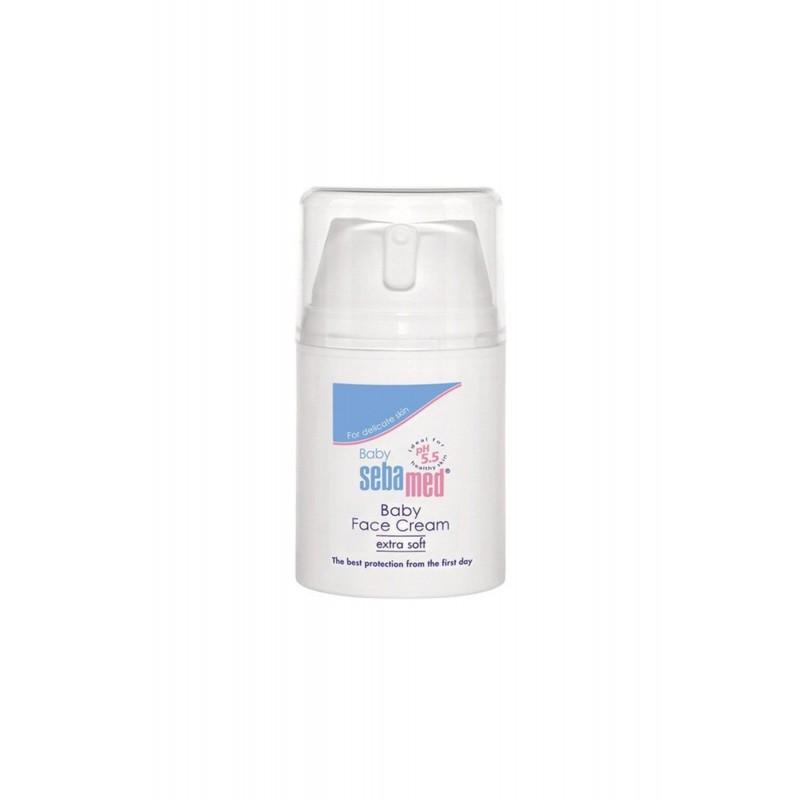 Sebamed Bebe Yüz Kremi (Koruyucu) 50 ml