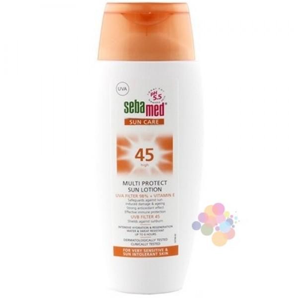 Sebamed Güneş Losyonu Spf45 150 ml