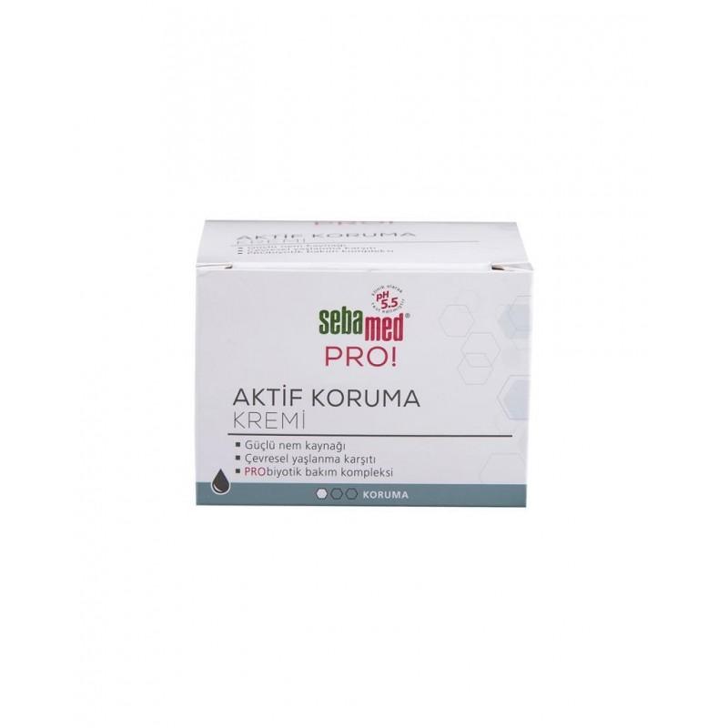 Sebamed Pro Aktif Koruma Kremi 50 ml