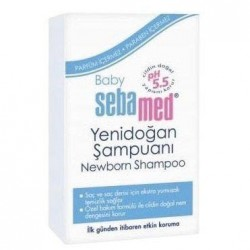 Sebamed Yenidoğan 250 ml Bebek Şampuanı