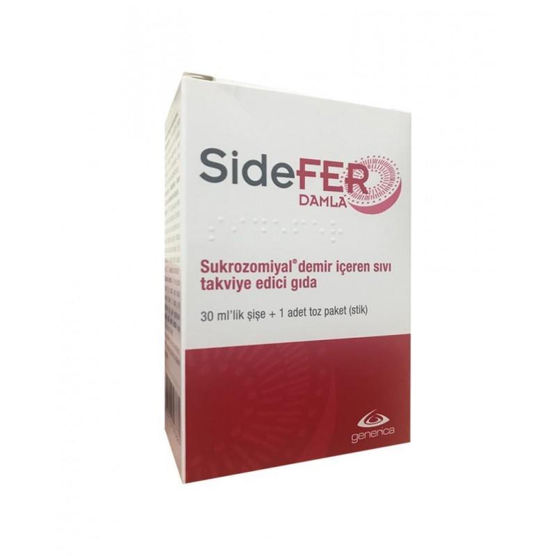 SideFER Damla 30 ml