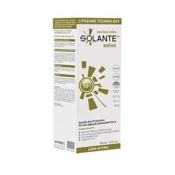 Solante Antiox Spf50 Losyon 150 ml