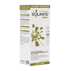 Solante Antiox Sun Care Lotion Spf 50+ 150 ml Güneş Losyonu