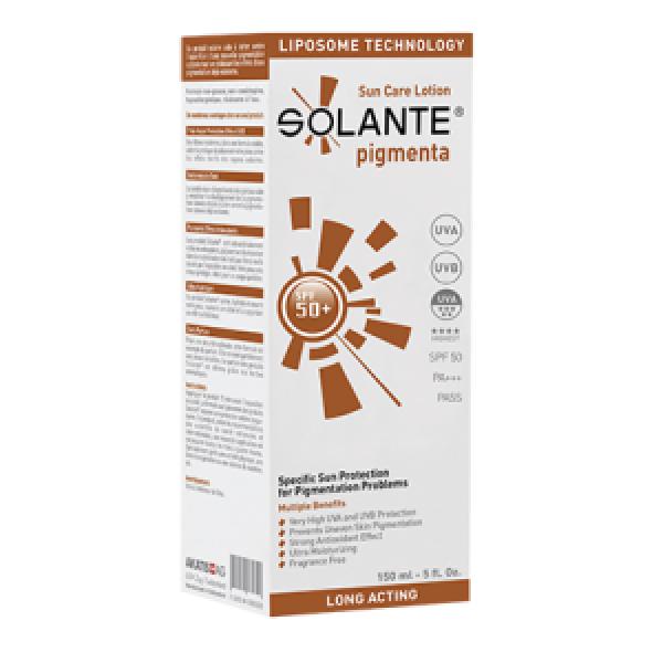 Solante Pigmenta Sun Care Lotion Spf50+ 150 ml