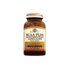 Solgar BCAA Plus Branched Chain Amino Acids 50 Kapsül
