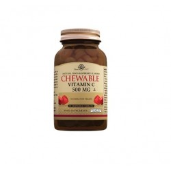 Solgar Çiğnenebilir Vitamin C 500 mg 90 Tablet