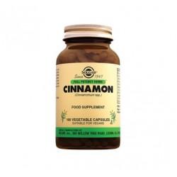 Solgar Cinnamon 100 Kapsül