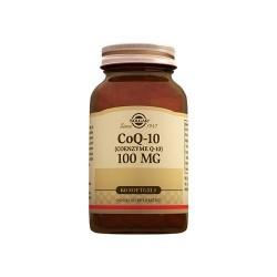 Solgar Coenzyme Q–10 100 mg 60 Kapsül