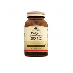Solgar Coenzyme Q–10 200 mg 30 Kapsül