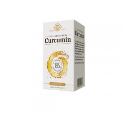 Solgar Curcumin (Full Spectrum) 185X 30 Tablet