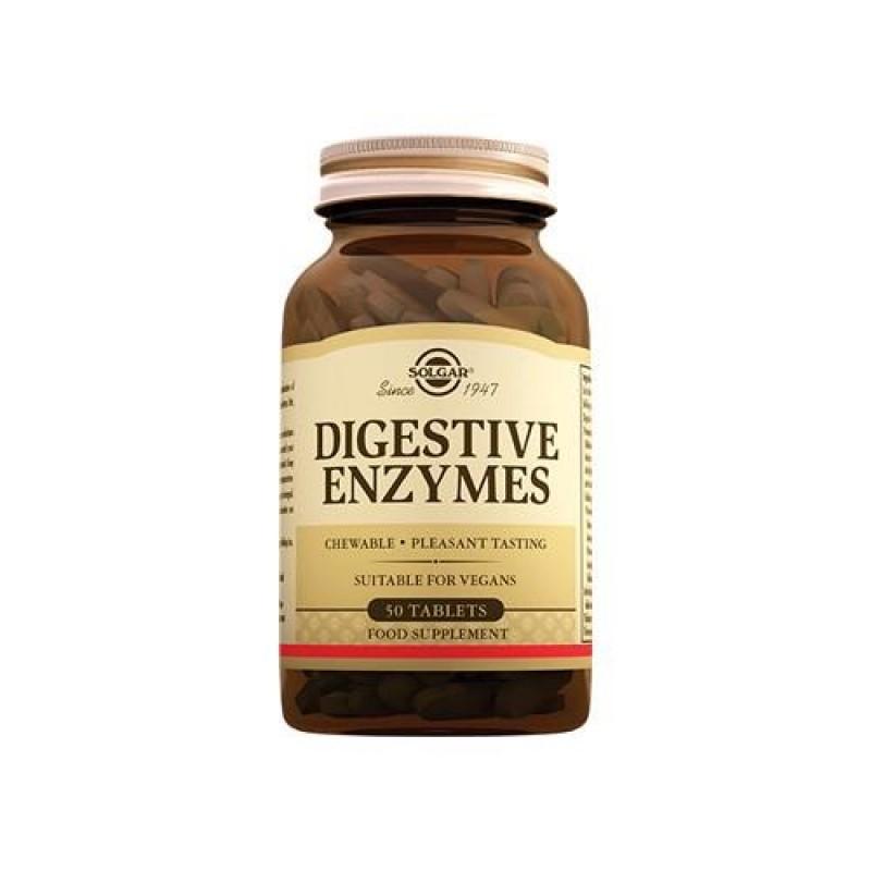 Solgar Digestive Enzymes 50 Tablet