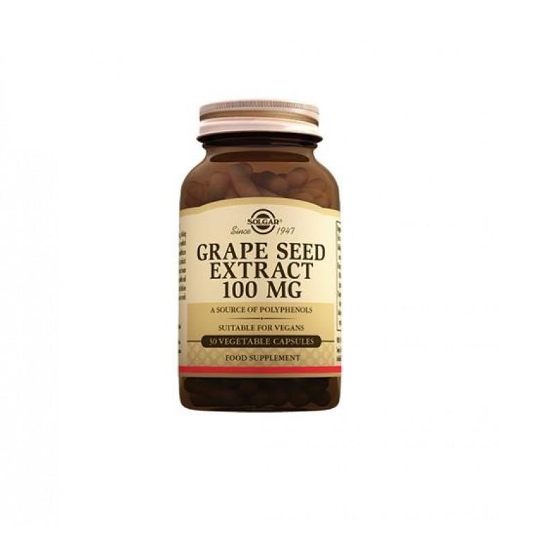 Solgar Grape Seed Extract 100 mg 30 Tablet