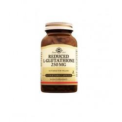 Solgar L-Glutathione 250 mg 30 Kapsül