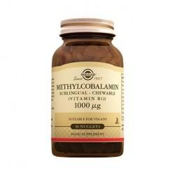 Solgar Methylcobalamin Vitamin B12 1000 mcg 30 Dilaltı Tablet
