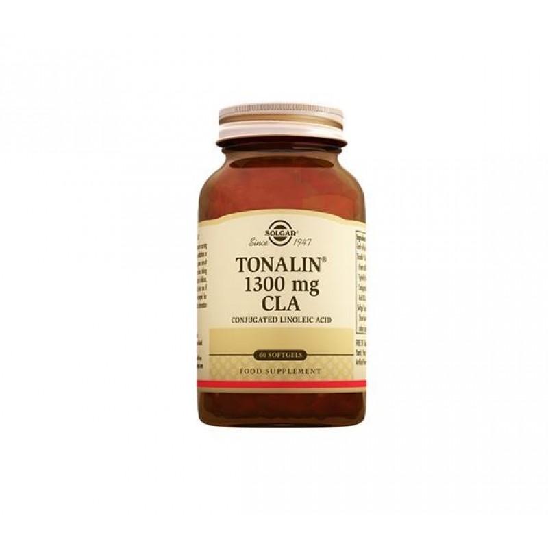 Solgar Tonalin 1300 mg CLA 60 Softjel