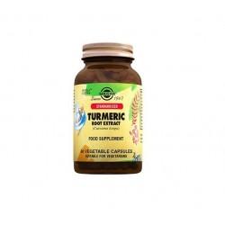 Solgar Turmeric Root Extract 60 Tablet