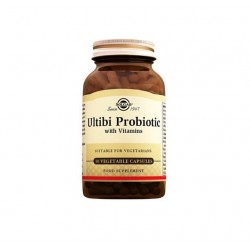 Solgar Ultibi Probiotic with Vitamins 30 Kapsül