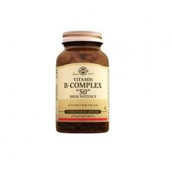 Solgar Vitamin B-Komplex ´´50´´ 100 Tablet
