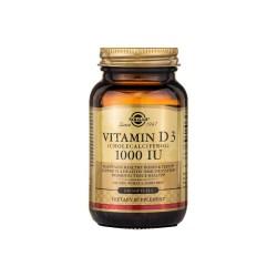 Solgar Vitamin D3 1000 IU 100 Tablet