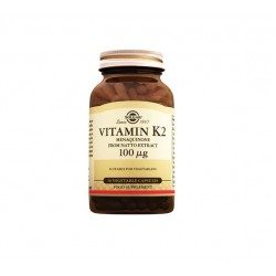 Solgar Vitamin K 100 mcg 50 Tablet
