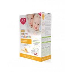 Splat Baby 0-3 Yaş Arası Vanilya Tadında Diş Macunu 40 ml
