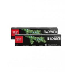 Splat Blackwood 2 Li Siyah Diş Macunu 75 ml