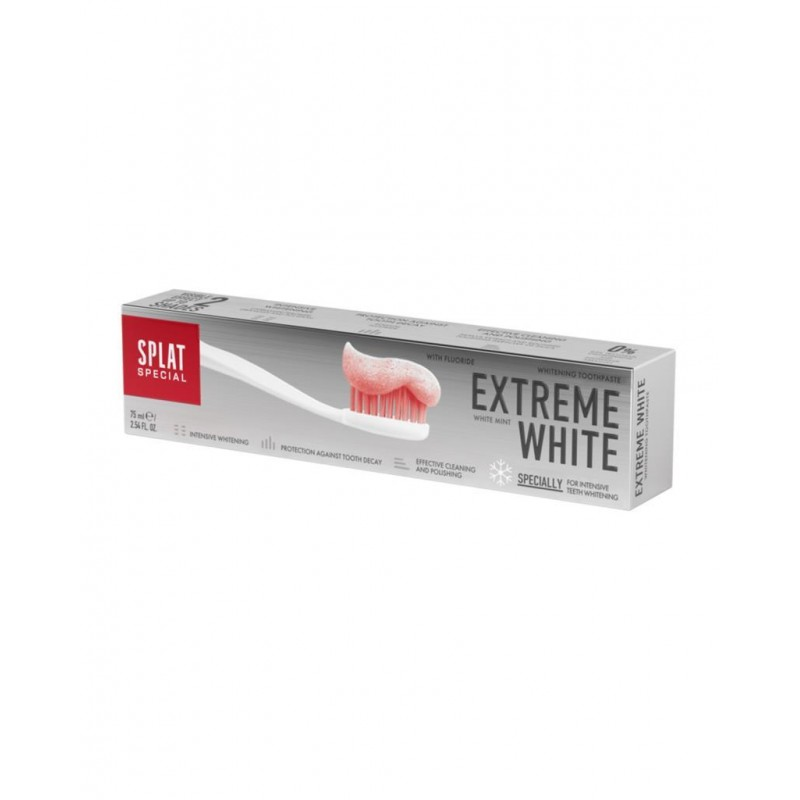 Splat Extreme White 75 ml
