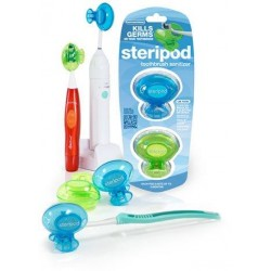 Steripod Hijyen Başlıkları Diş Fırçası Hijyen Başlığı