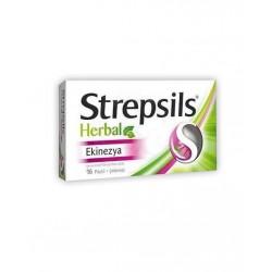 Strepsils Herbal Ekinezya Aromalı 16 Adet