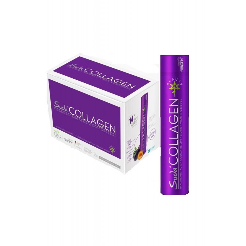Suda Collagen Plum Flawor 30 x 40 ml Shots