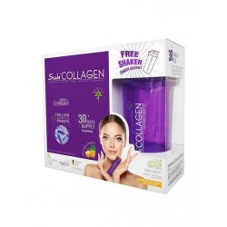 Suda Collagen Probiotic 30 Saşe x 10 gr Ananas