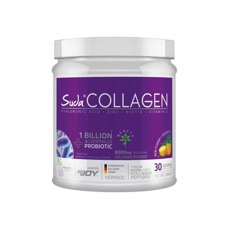 Suda Collagen Probiotic Ananas 300 gr