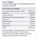 Suda Collagen Sambucus 30 x 40 ml Shots
