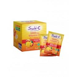 Suda Vitamin C Mango 1000 mg 20 Saşe