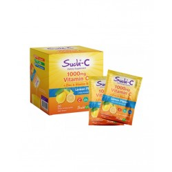 Suda Vitamin C Limon 1000 mg 20 Saşe