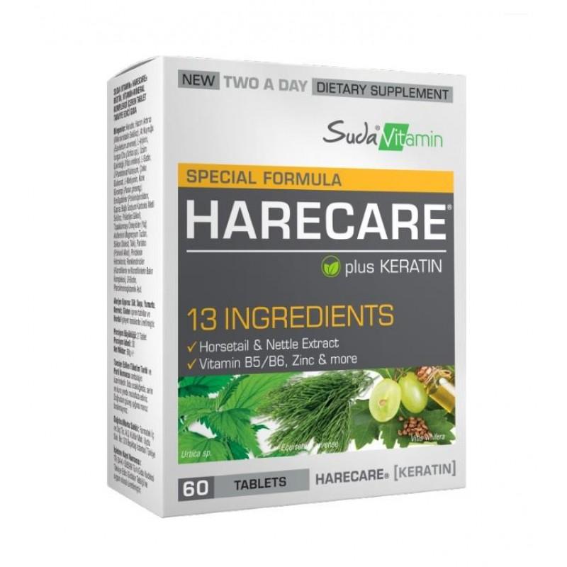 Suda Vitamin Special Formula Harecare 60 Tablet