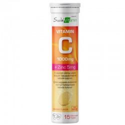 Suda Vitamin Vitamin C Orange 15 Efervesan Tablet
